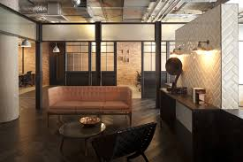 london office design. Amos And Have Referenced London\u0027s Historic Docks Warehouses For The Interiors Of New London Offices Designed Global Ideas Innovation Agency Office Design S
