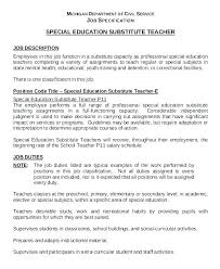 Cover Letter For Special Education Teaching Job Sample Cover Letter Unique Special Education Teacher Resume