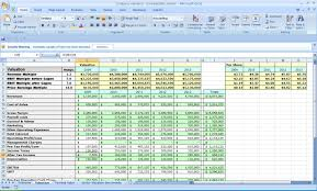 Sample Business Plans Templates Business Plan Template Excel