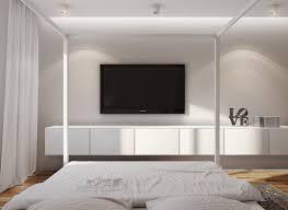 Tv Im Schlafzimmer 45 Fotos Die Höhe Der Platzierung Des Tv An