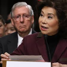 Wife Elaine Chao Abused Office ...