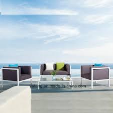 comfortable sofa sets. Beautiful Sofa EuroDesign Comfortable Outdoor Garden Aluminum Furniture Sofa Set With  Single U0026 Double Seat 100 Inside Sets