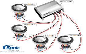 2 ohm dvc wiring diagram 4 ohm sub wiring 4 image wiring diagram dual 2 ohm sub wiring dual auto wiring