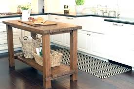 Rustic Kitchen Island Ideas Impressive Decorating Design