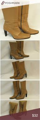 Charles David Square Toe Boots Size Charles David