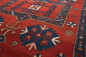 practical kazak rug antique 190x120cm sharafi and co
