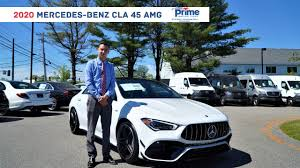 Key to the s version's credentials is its engine, officially coined the world's most powerful. New 2020 Mercedes Benz Cla 45 Amg Video Tour With Spencer Youtube