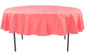 polyester 90 round tablecloth c