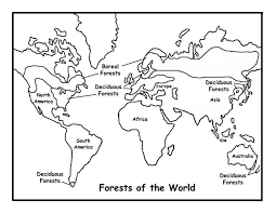 Small Picture 100 Free Continents Coloring Pages Color In This Picture Of An
