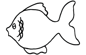 Fish Printable Coloring Pages Contentparkco