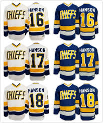 Jeff Hanson Kostenloser Charlestown Brothers Slapshot-filmtrikots White Blue Eishockey-trikot 16 18 Steve Versand Jack 17 dcfcfdbffdbaae|San Fran 49ers