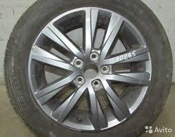диски поло седан R15 - автомобільний