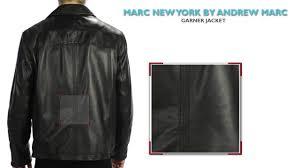 marc new york by andrew marc garner jacket leather for men