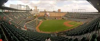 Baltimore Camden Yards Seating Chart Oriole Park At Camden Yards Section 368 Home Of Baltimore