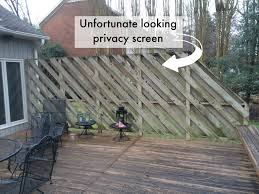 Small Picture Fence And Privacy Wall Ideas Deck Drive Solutions haammss