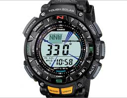 5 best hardcore watches for the apocalypse gear patrol when you have to head for the hills and live off the land this rugged casio will be your new best friend the pathfinder has casio s triple sensor