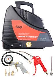 <b>Компрессор</b> безмасляный <b>Fubag Handy Master</b> Kit, 1.1 кВт купить ...