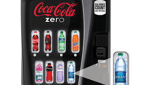 Vending Machines Soda Inspiration Soda Vending Machines To Show Calories