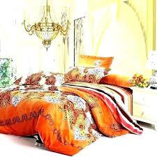 orange and grey comforter burnt orange queen comforter set burnt orange and grey comforter set burnt