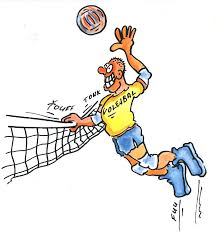 Výsledek obrázku pro volejbal