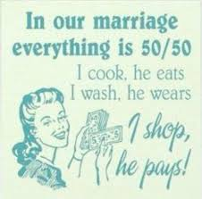 Husband Quotes Extraordinary GOTBOC MAGAZINE Husband Quote In Our Marriage Everything Is 4848