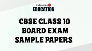 Practice Paper Cbse Board Exams 2019 Class 10 English Sample Paper For 2019 Board