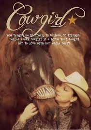 Cowgirl Quotes Custom 48 Most Famous Cowgirl Quotes Popular Country Girl Sayings Images