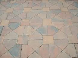 pavers vs stamped concrete pros and cons outdoor kitchens paver patios fireplaces