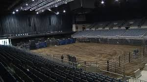 Bismarck Event Center Seating Chart Bismarck Event Center Transformed For Pbr Bulling Riding