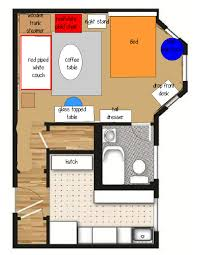Brilliant Photos Of What To Look For In An Apartment Interior - Tiny studio apartment layout