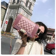 <b>Crossbody</b> bag 2018 Luxury Classical Black Chains Women bag ...