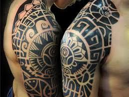 гавайские татуировки значение значение тату полинезийские маски