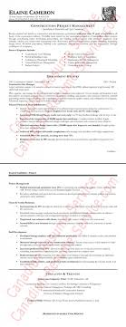 Construction Project Manager Resume Examples Gorgeous ☜ 48 Telecom Project Manager Resume