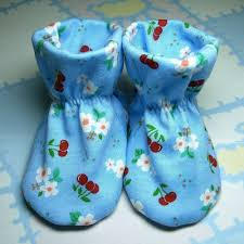 Baby Booties Sewing Pattern Custom Willow River Baby Bootie Sewing Pattern 48 Sizes Preemie To 48 M