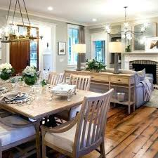 Living Room Dining Room Decorating Ideas