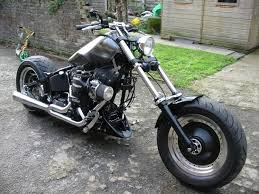 pics of raked softails please put them up page 4 harley