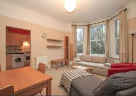 1 Bedroom Furnished Flat To Rent On The Avenue, Surbiton, Surrey, KT5 By
