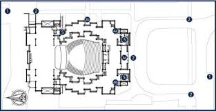 Phi Beta Kappa Hall Seating Chart Physical Access On Campus Butler Edu