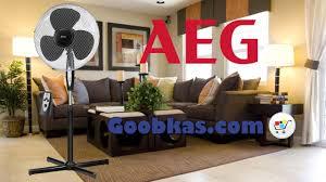 <b>Напольный вентилятор AEG VL</b> 5668 S Wentylator Floor <b>fan</b> ...