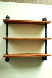 industrial style shelving. Industrial Style Bookcase Shelving Shelves Vintage Chic .