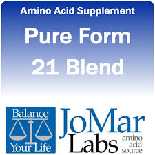 jo mar labs amino acids black label pure form 21 blend pure form 21 blend