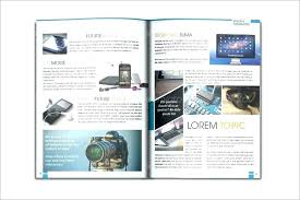 Indesign Magazine Templates Indesign Magazine Template Free Download Meltfm Co