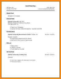 How To Made Resume Putasgae Info