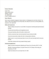 Management Experience Resume Beauteous Manager Resume Sample Templates 48 Free Word PDF Documents