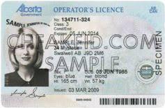 Buy Id Fake Alberta Scannable Identification