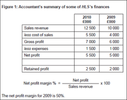 Profit And Loss Account 3 2 Profit And Loss Accounts Business Studies