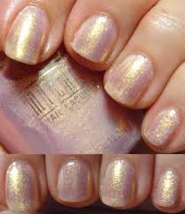 Paillette: a little nail polish journal: Milani Gold Part 1 ...