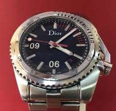 authentic christian dior 085510 chiffre rouge ss automatic men image is loading authentic christian dior 085510 chiffre rouge ss automatic