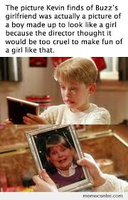 A funny fact about Home Alone by ben - Meme Center via Relatably.com