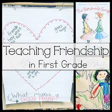 Learning About Friendship Miss Conners Classroom
